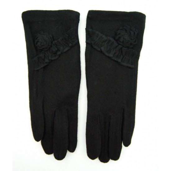 Перчатки женские кашемир