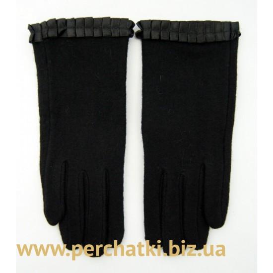 Перчатки подростковые кашемир